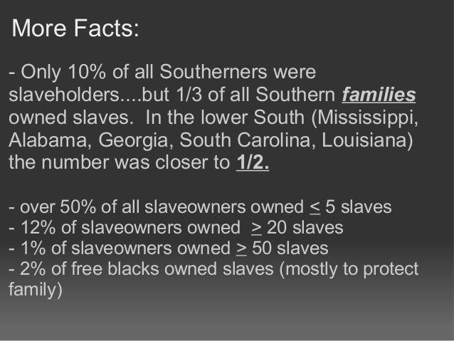 americans largely supported slavery in the southern region This provision increased the political power of southern representatives in congress, especially as slavery was extended into the deep south through removal of native americans and transportation of slaves by an extensive domestic trade.