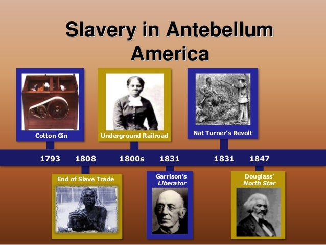 What is the Antebellum Period?