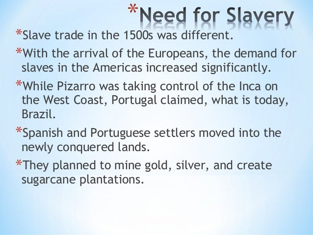 Slave trade triangular trade