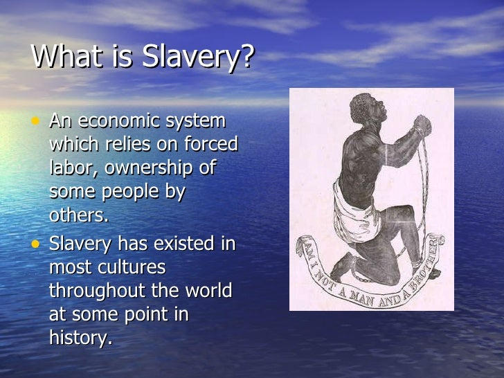 Slave trade, afst Slide 2