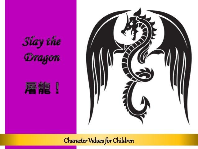 CharacterValuesfor Children