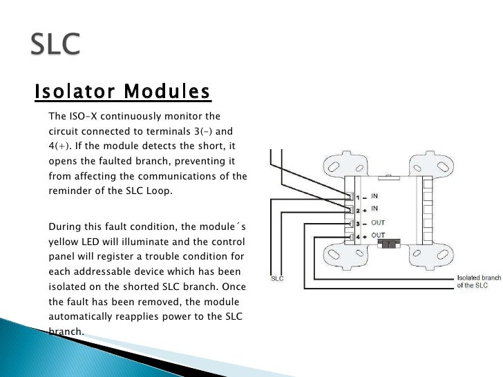 Notifier Fcm 1 Wiring Diagram