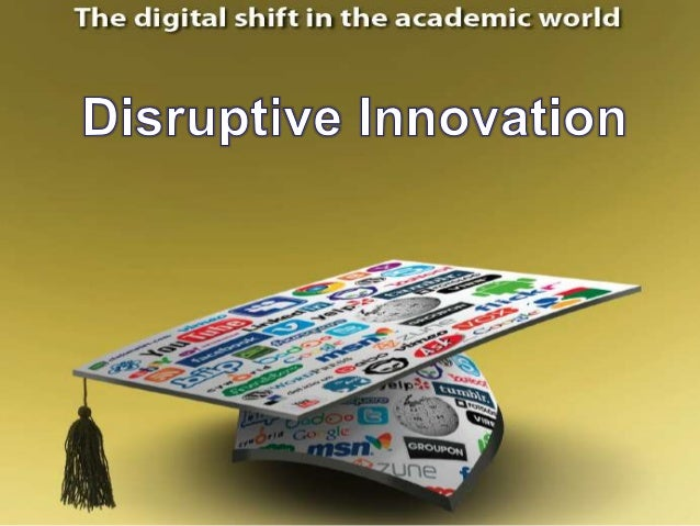 Mainstreaming the Disruption: Up-skilling for Online Learning Slide 3