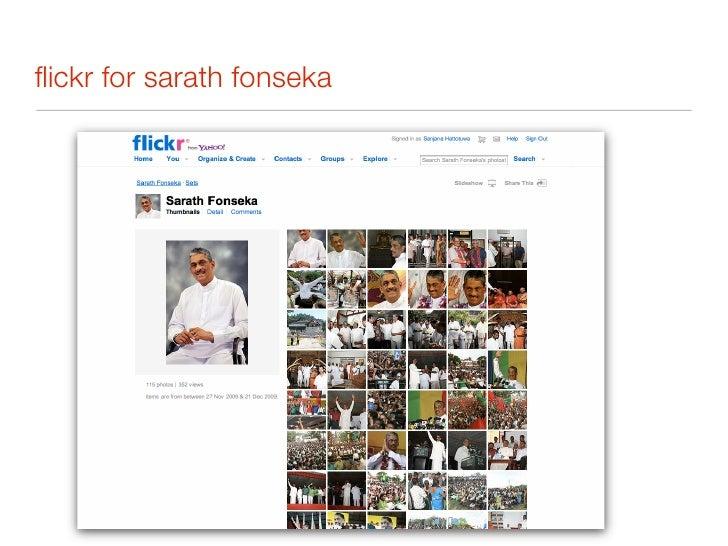 flickr for the president
