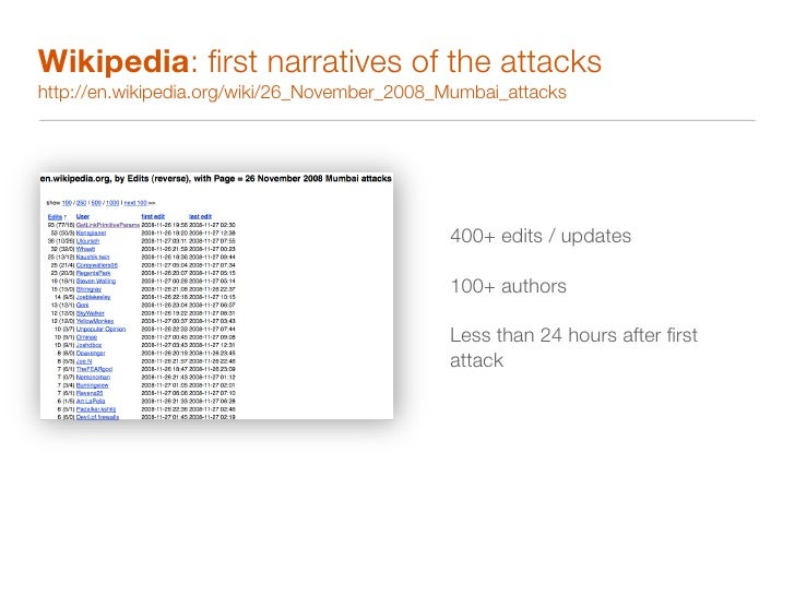 Getting updates: twittering the attacks http://spy.appspot.com