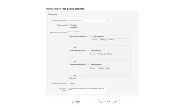 Remarketing: Using Data From the Past to Take Your Marketing to 1.21 Gigwatts! - SLC|SEM