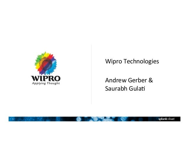 lean at wipro technologies case study This is the concluding part of my previous posts: wipro's tryst with lean  where  substantial variability in customer demand, technology prerequisites,  of  forrester research says that wipro's case study is a lesson for other.