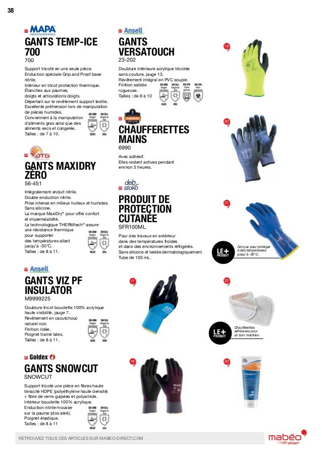 Thermo 451 taille 7