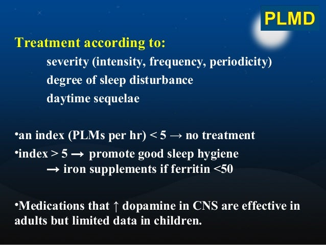 • Sleep disorder characterized by high arousal and appearance of being terrified • ≈ 2/3 of all kids experience them • Com...