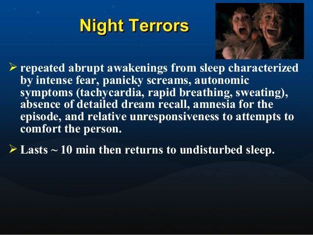 One or more waking from midnight to 5 am for at least four of seven nights per week for at least four consecutive weeks 0%...