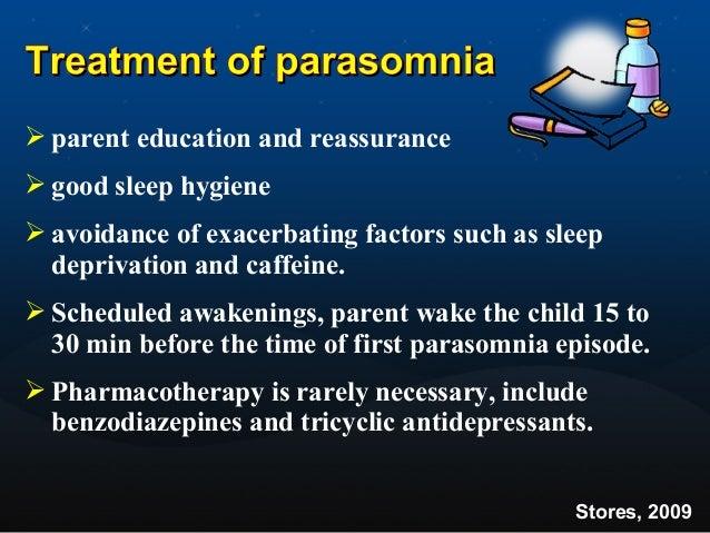 All Sleep Phenomenon could be a Seizure…