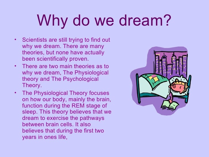 Research on dreams psychology