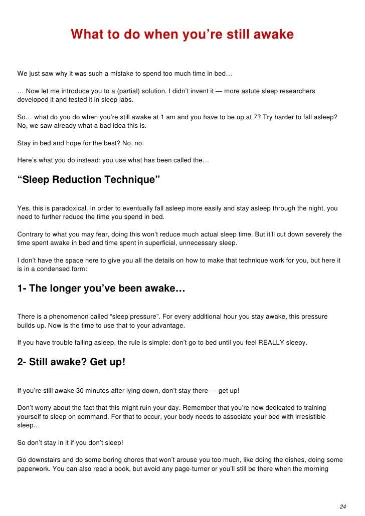 how to make sleep apnea worse