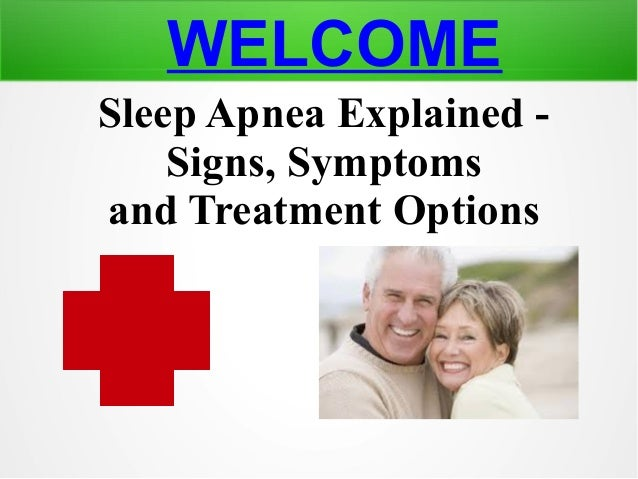 What are the signs of sleep apnea in adults