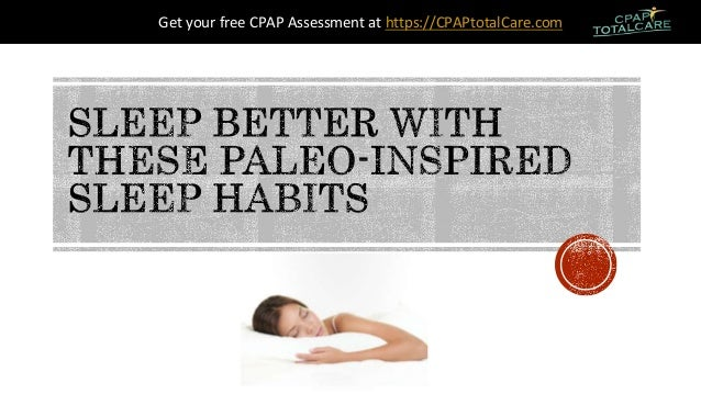 Get your free CPAP Assessment at https://CPAPtotalCare.com