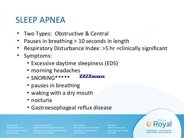 Sleep Medicine An Overview