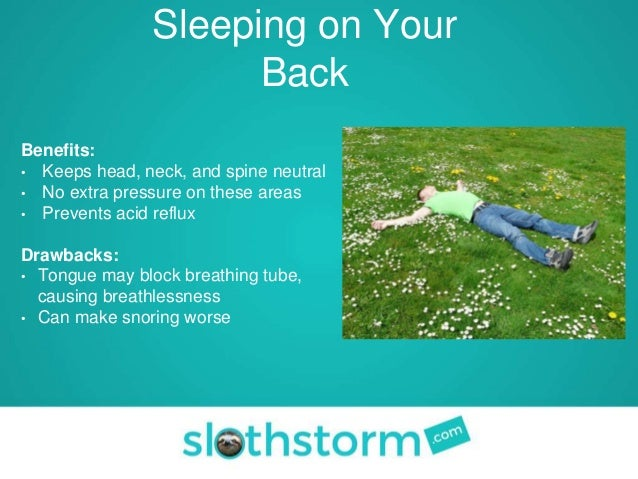Hacking Your Sleep Habits Which Sleep Position Is Best