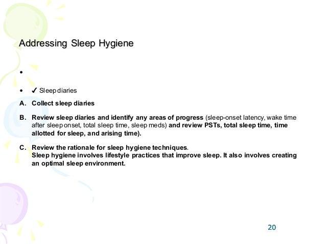 Sleep Hygiene Pdf Spanish Books - mobilelost