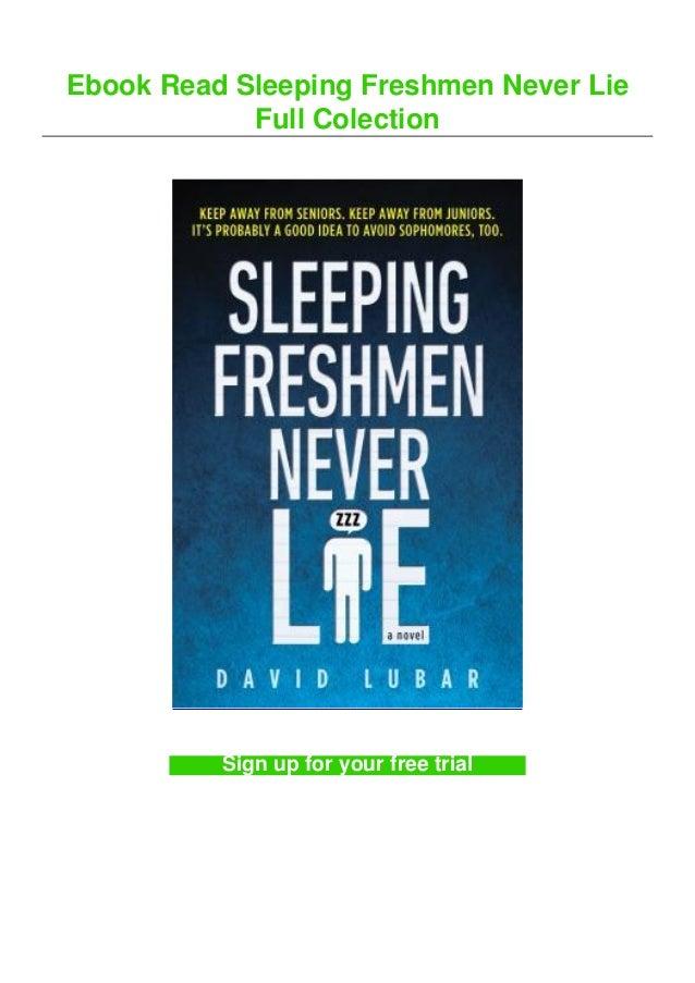 Ebook Read Sleeping Freshmen Never Lie Full Colection