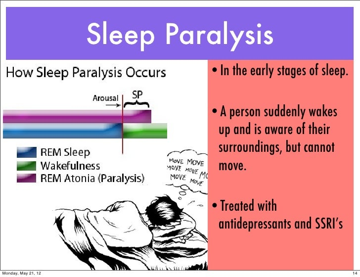 can paxil cause night terrors
