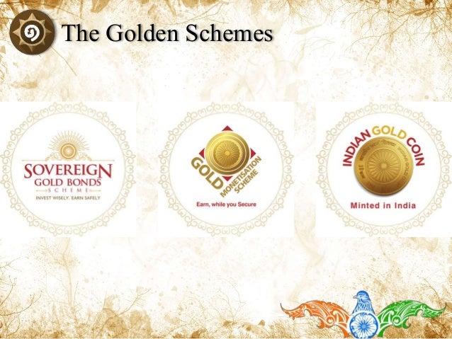 Sleeping golden bird - Sovereign Gold Bond Scheme/ Gold