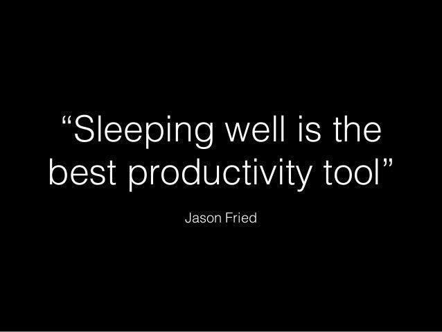 #SleepingWithTheBoss Slide 2