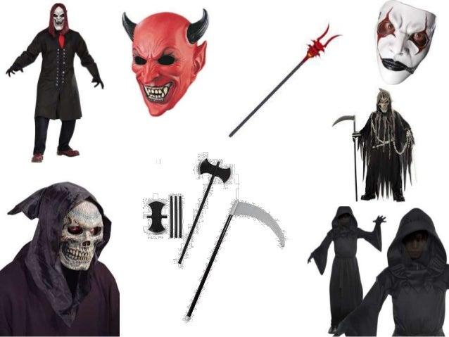 Sleep paralysis demons costume
