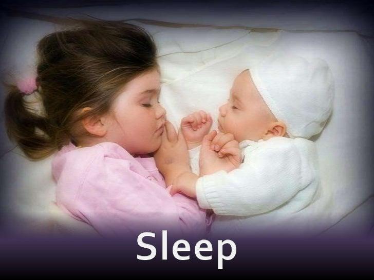Sleep<br />