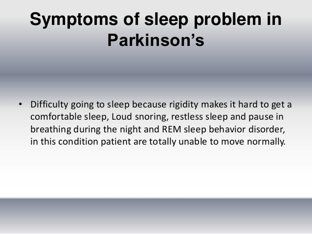 parkinson issue report Parkinson's disease (pd) is a neurodegenerative disorder, that is, a disease in   these symptoms may begin even before the movement problems or emerge in.