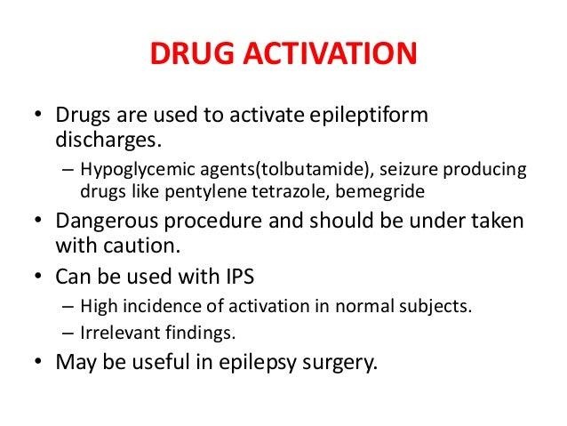 activation procedures in eeg ppt
