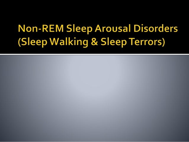 Arousal from sleep: implications for obstructive sleep ...