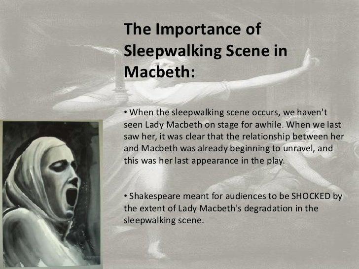 macbeth losing sleep quote