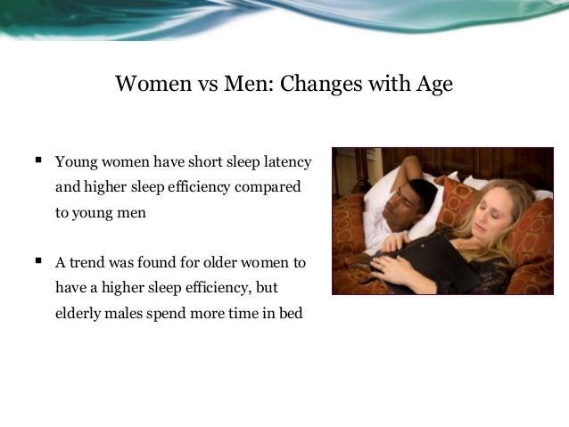 Older women vs younger women