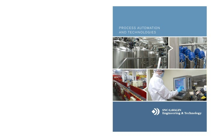 PROCESS AUTOMATION AND TECHNOLOGIES