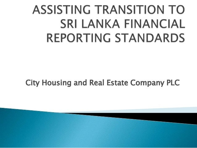 City Housing and Real Estate Company PLC