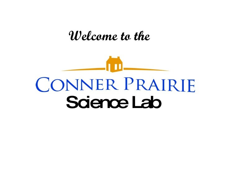 Science Lab Welcome to the