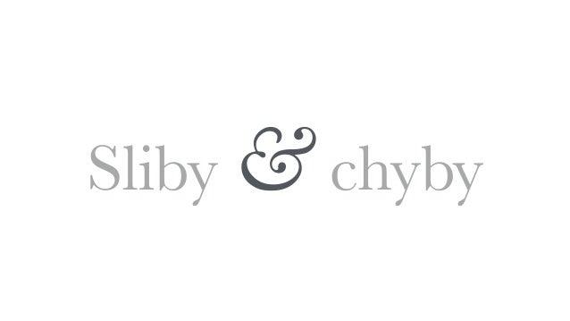 Sliby & chyby