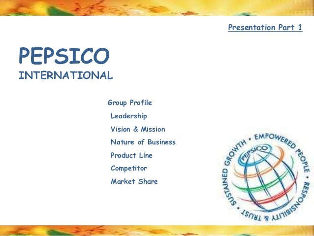 the current positioning of pepsico Sign up to receive email notifications of pepsico news or browse the recent financial news articles.