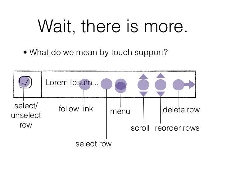 SlickGrid Touch: Making complex JavaScript widgets work on mobile dev…