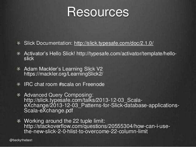Scala Documentation Pdf