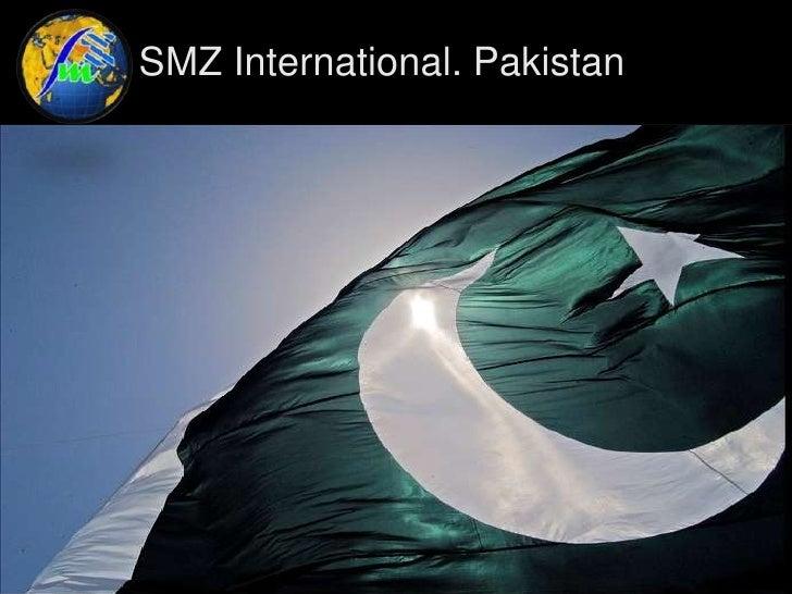 SMZ International. Pakistan<br />