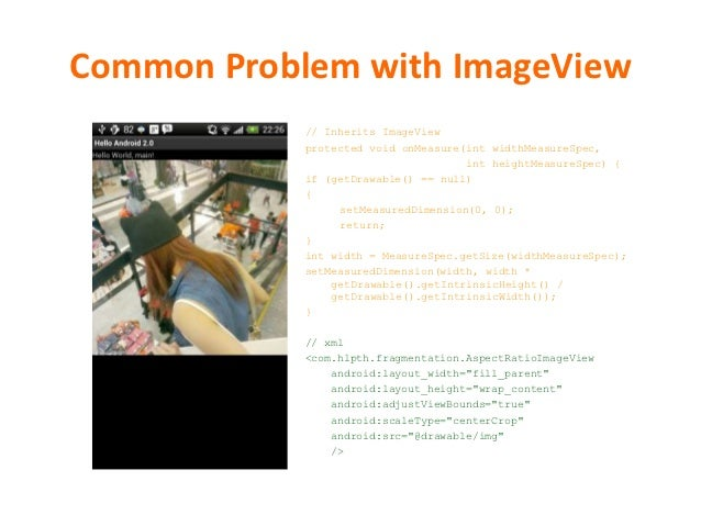 OpenGL• OpenGL could limit number of target devices,  don't use it unless you have to.• Better use OpenGL 1.1 over OpenGL ...