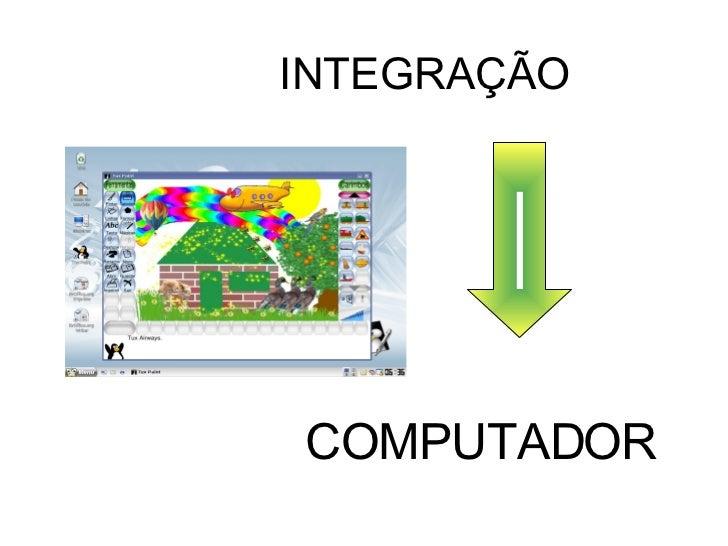 INTEGRAÇÃO COMPUTADOR