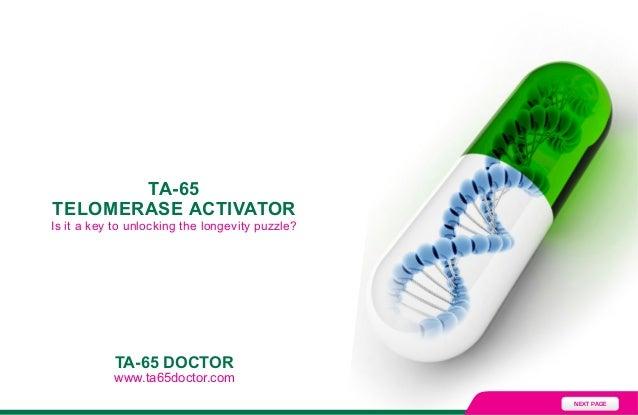 TA-65 Telomerase Activator - Is it a key to unlocking the longevity p…