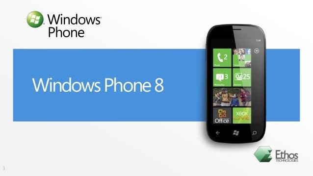 WindowsPhone8 1