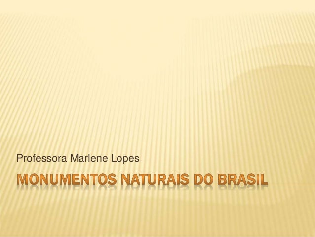 Professora Marlene Lopes