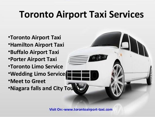 Car Service From Hamilton To Buffalo Airport