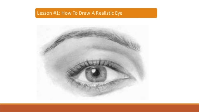 Pencil Drawing - A Beginner's Guide - Freebies 4 U.net