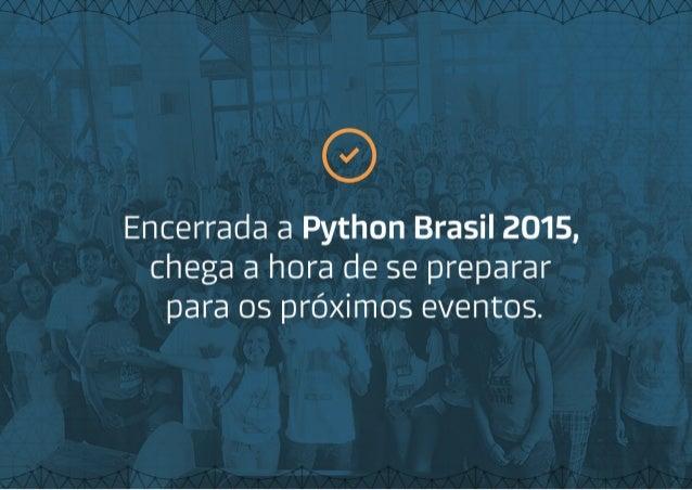 Python Nordeste 2016