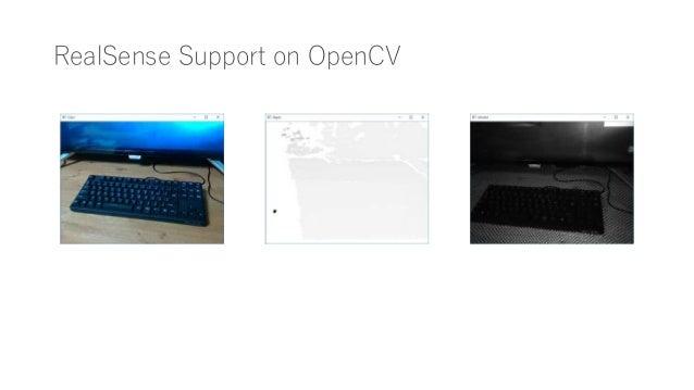 OpenCVとPCLでのRealSenseのサポート状況+α
